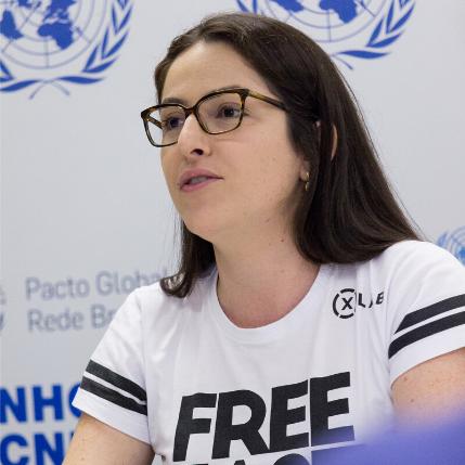 Thamara Resende - Livelab - Coordenadora de Projetos